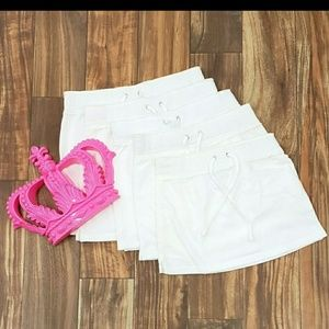 Juicy Couture Drawstring skirt